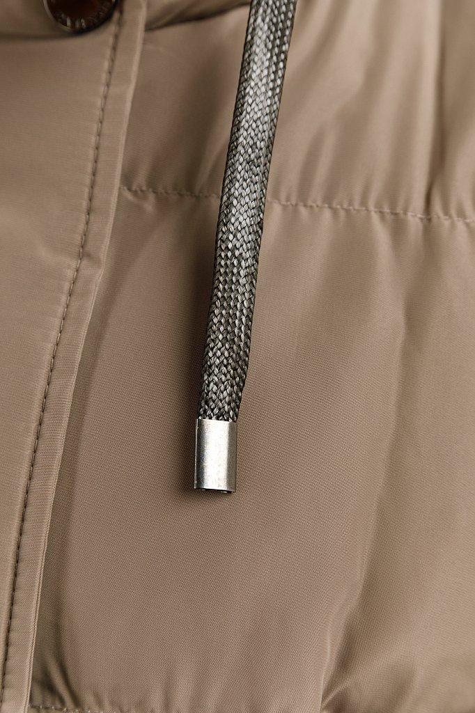 Пальто женское, Модель W19-11029, Фото №5