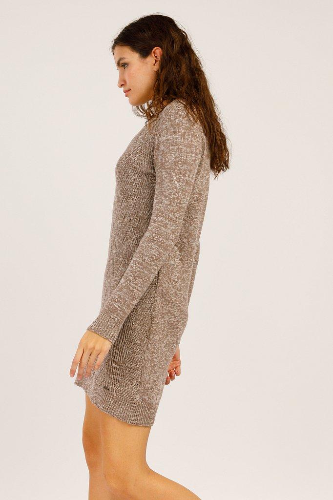Платье женское, Модель W19-11107, Фото №4