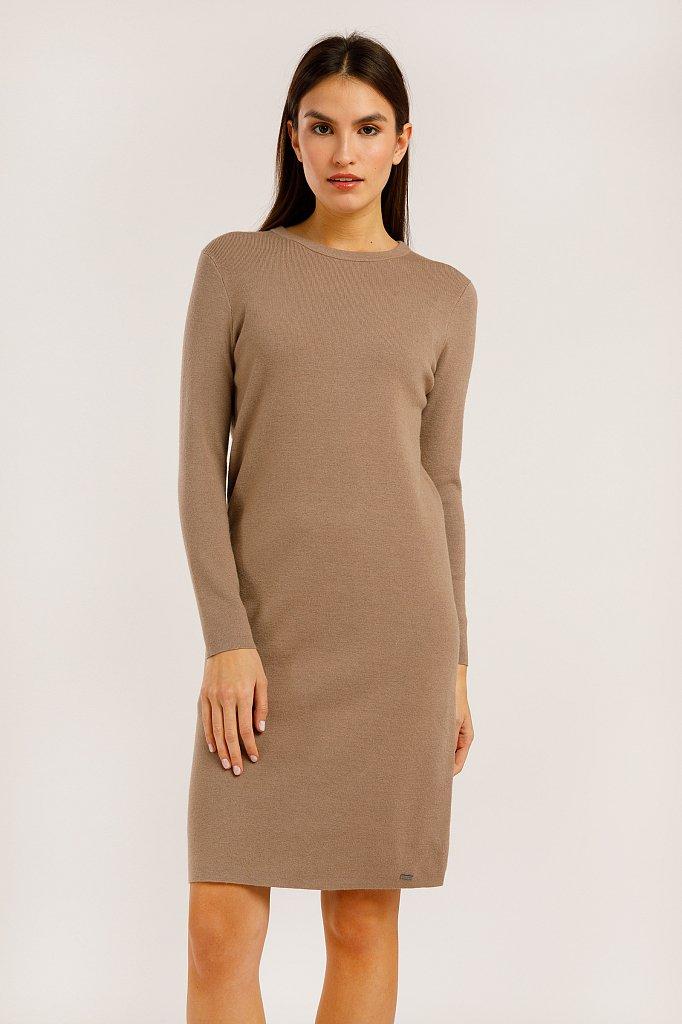 Платье женское, Модель W19-11116, Фото №3