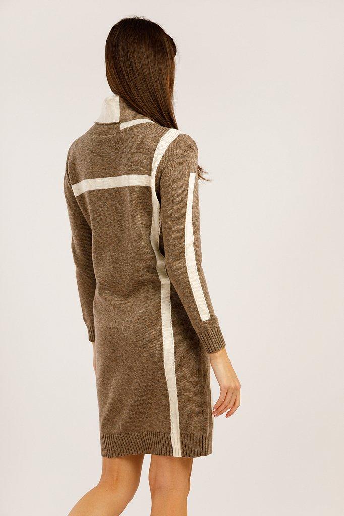 Платье женское, Модель W19-11118, Фото №4