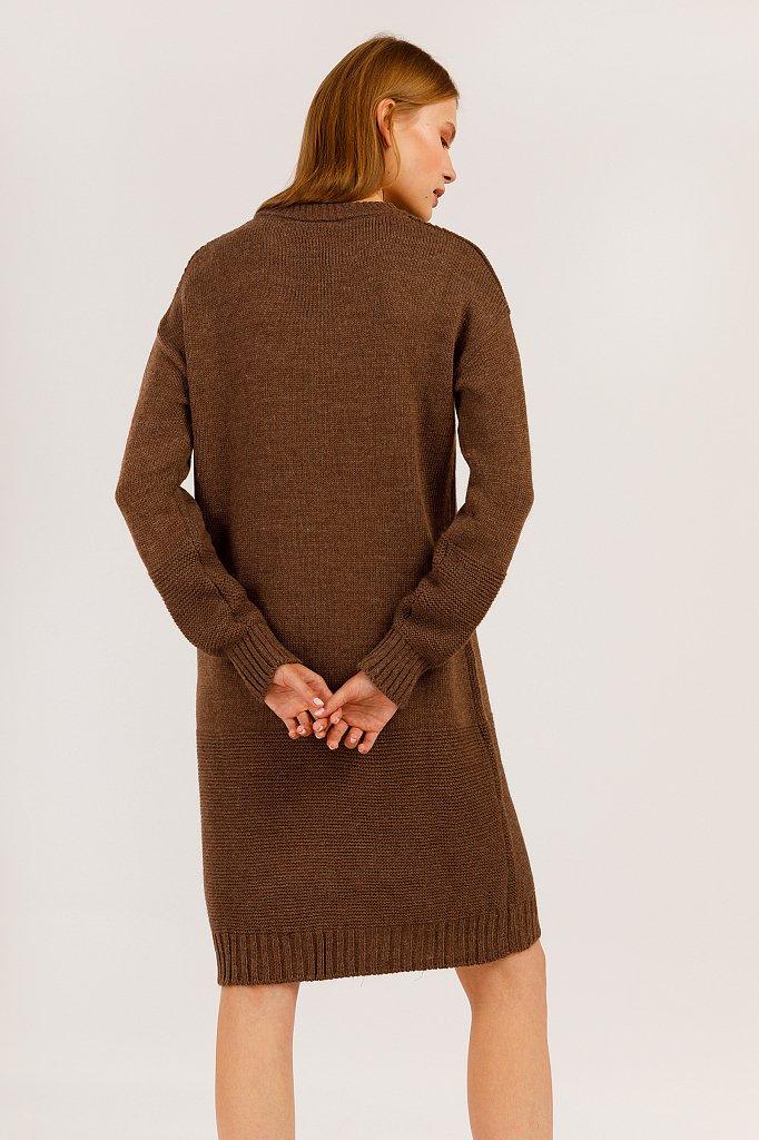 Платье женское, Модель W19-11123, Фото №4
