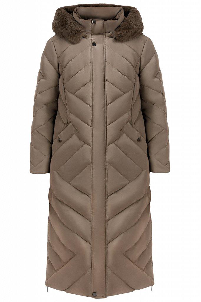 Пальто женское, Модель W19-12026, Фото №7