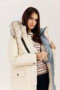 Пальто женское, Модель W19-12030, Фото №6