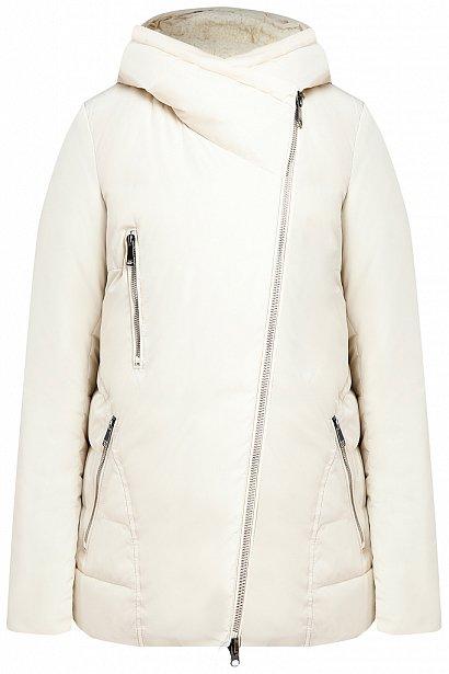 Куртка женская, Модель W19-12014, Фото №6