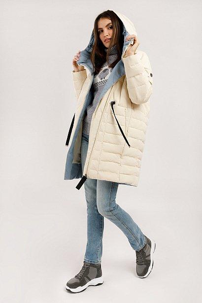 Пальто женское, Модель W19-12029, Фото №2