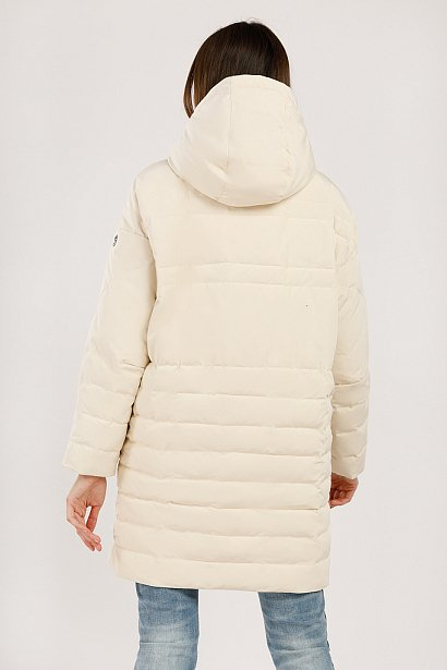 Пальто женское, Модель W19-12029, Фото №4