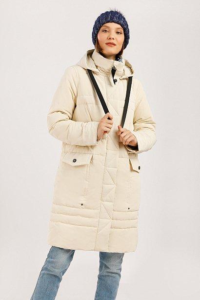 Пальто женское, Модель W19-12030F, Фото №1