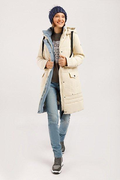 Пальто женское, Модель W19-12030F, Фото №2