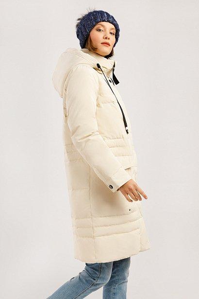 Пальто женское, Модель W19-12030F, Фото №3