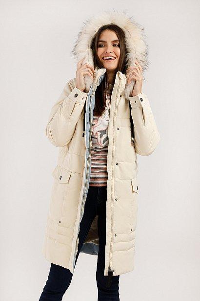 Пальто женское, Модель W19-12030, Фото №4