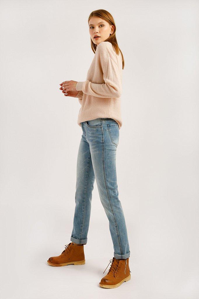 Джемпер женский, Модель W19-11105, Фото №2