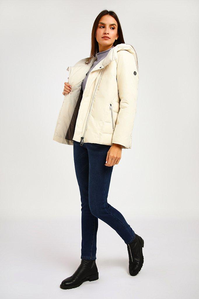 Куртка женская, Модель W19-12014, Фото №2
