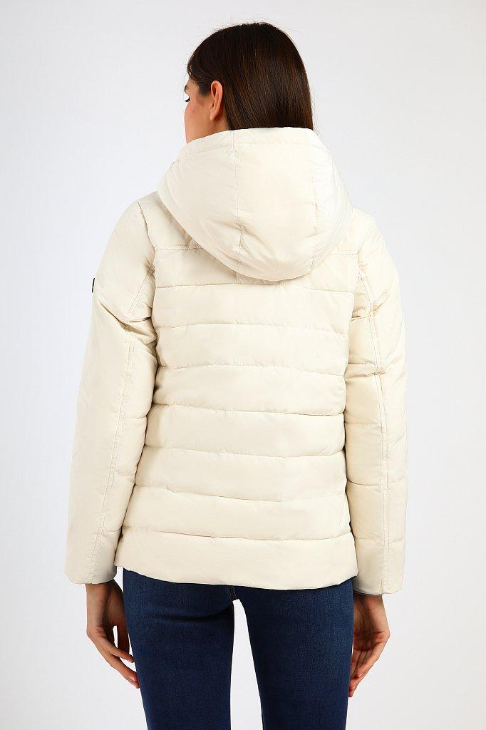 Куртка женская, Модель W19-12014, Фото №4