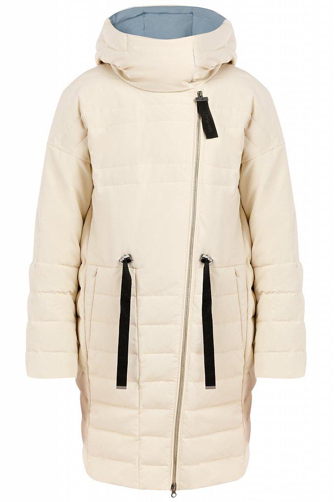 Пальто женское, Модель W19-12029, Фото №7