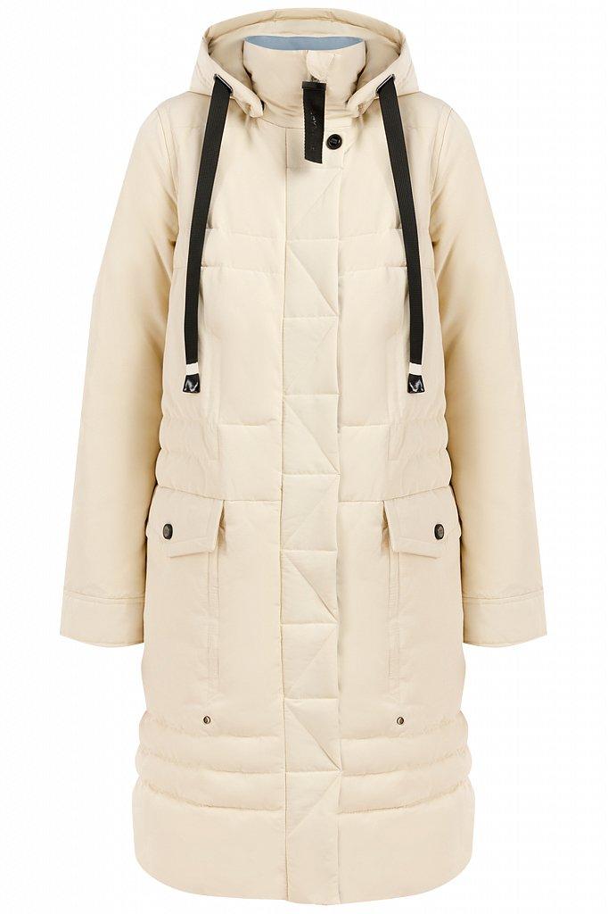 Пальто женское, Модель W19-12030F, Фото №6