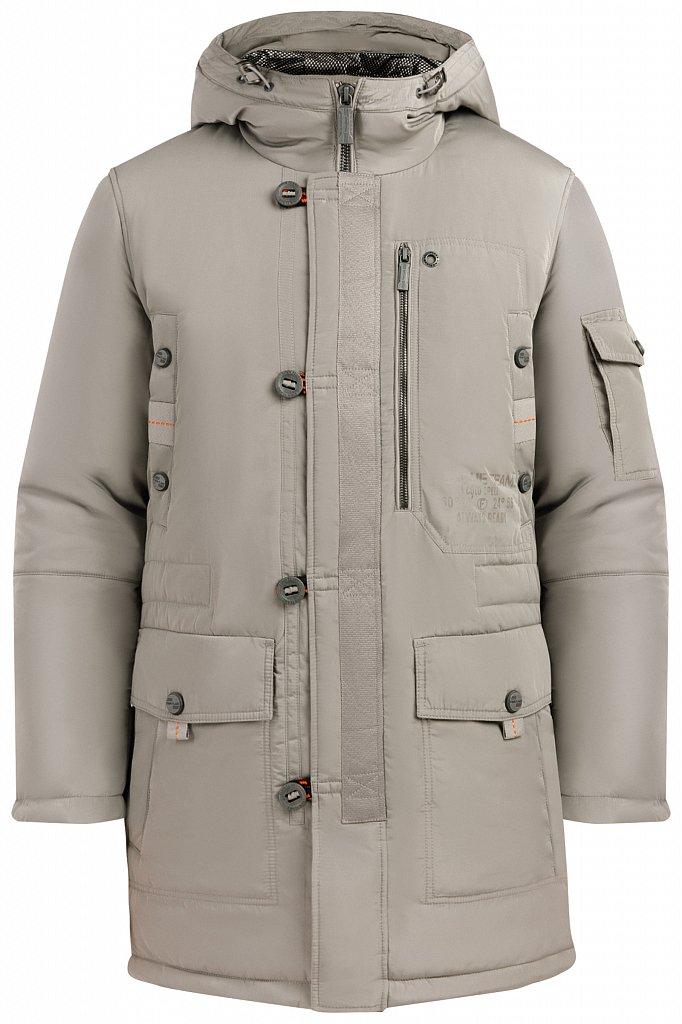 Пальто мужское, Модель W19-22005, Фото №7