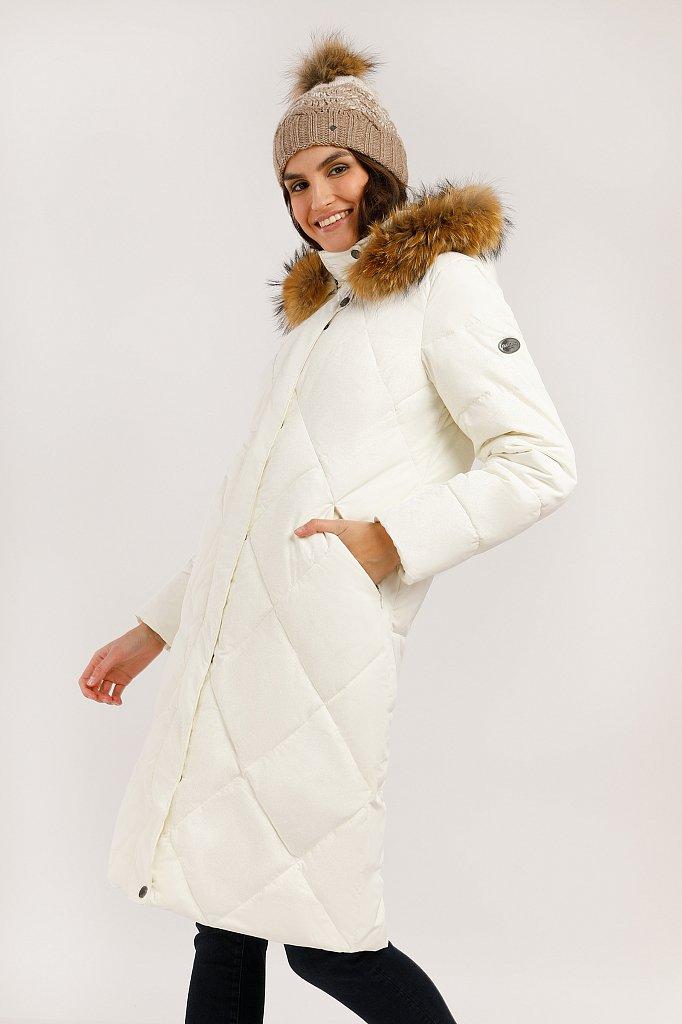Пальто женское, Модель W19-12000, Фото №2