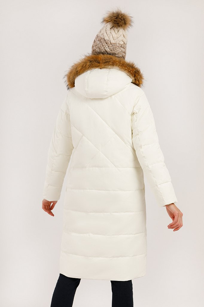 Пальто женское, Модель W19-12000, Фото №5