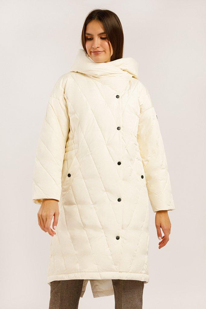 Пальто женское, Модель W19-32003, Фото №3