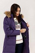 Пальто женское, Модель W19-11007, Фото №6