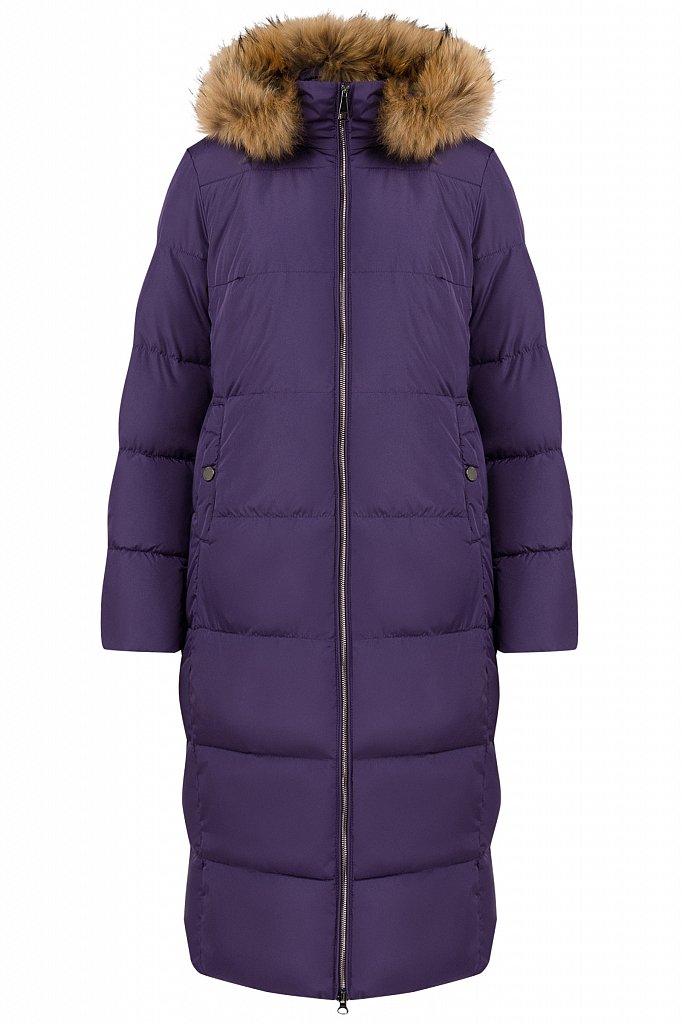Пальто женское, Модель W19-11007, Фото №8