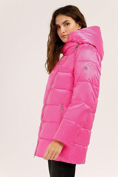 Куртка женская, Модель W19-32028, Фото №3