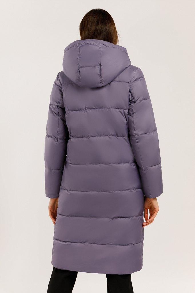 Пальто женское, Модель W19-11021, Фото №4