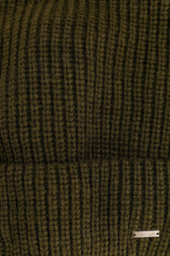 Шапка мужская, Модель W19-42125, Фото №4