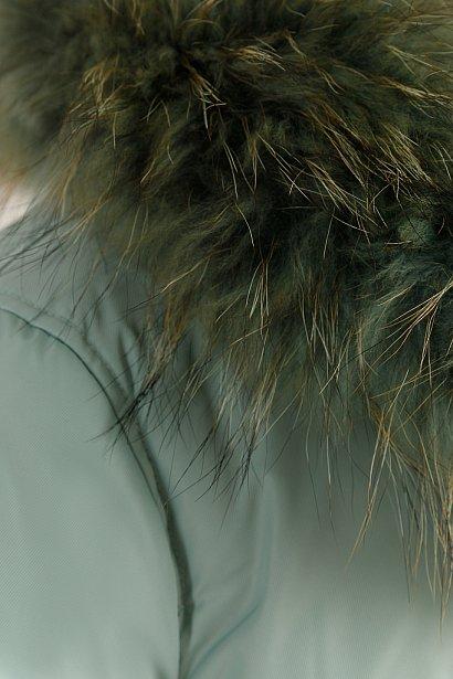 Полупальто женское, Модель W19-32012, Фото №5