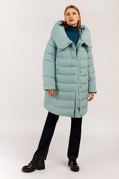 Пальто женское, Модель W19-32020, Фото №2