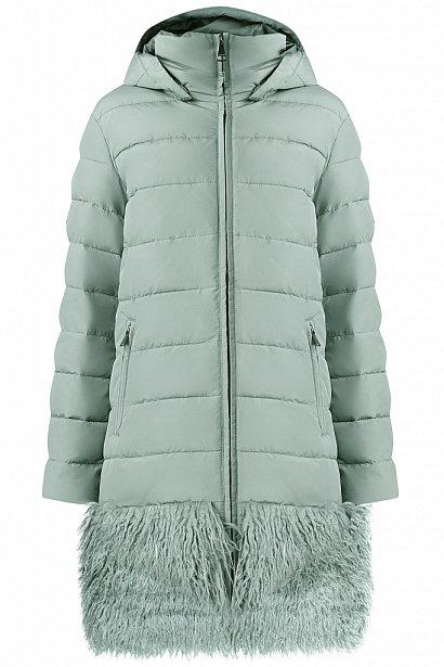 Пальто женское, Модель W19-32021, Фото №6