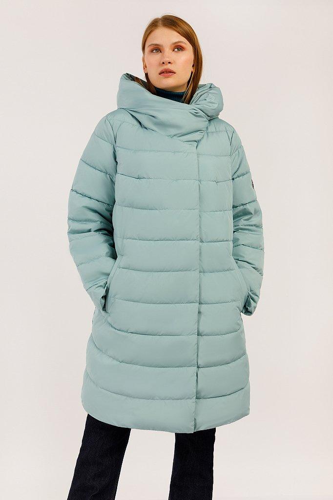 Пальто женское, Модель W19-32020, Фото №1