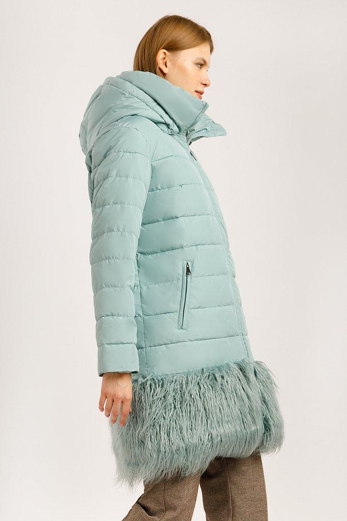 Пальто женское, Модель W19-32021, Фото №3