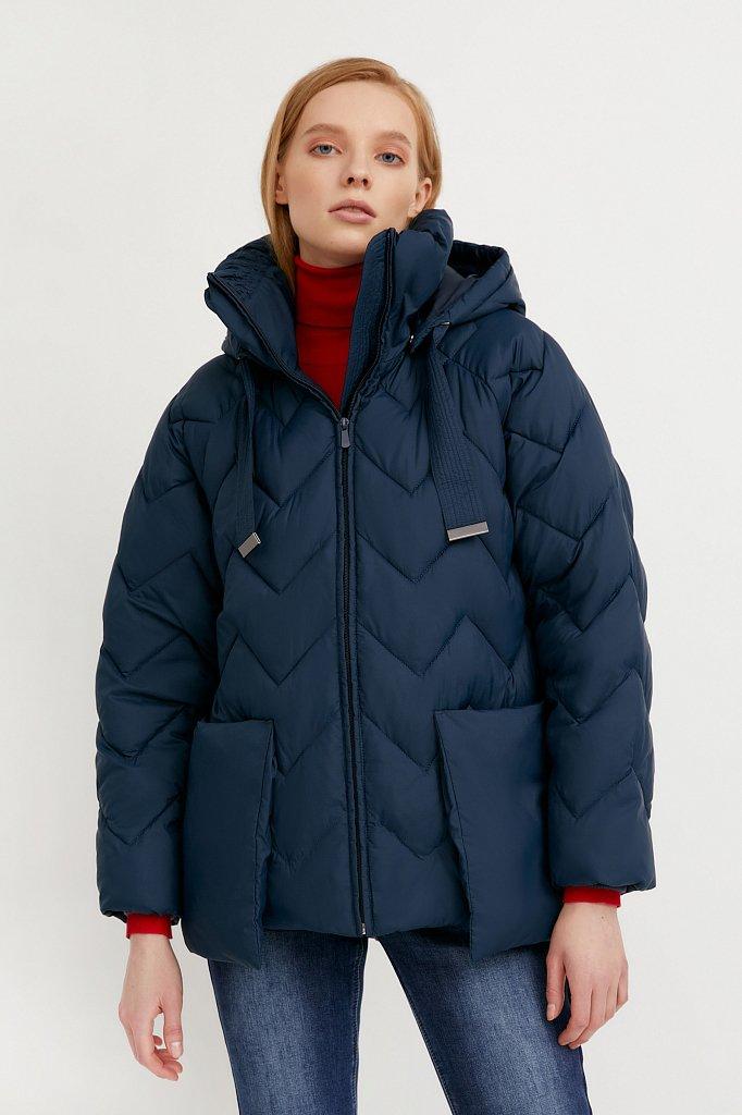 Куртка женская, Модель W20-11010, Фото №1