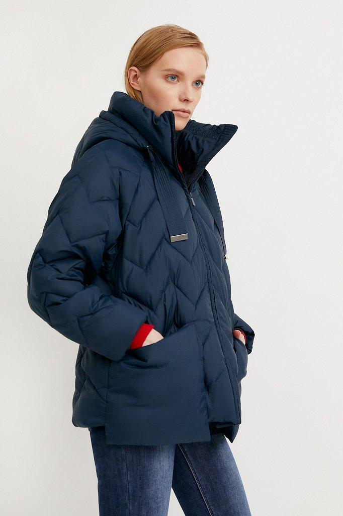 Куртка женская, Модель W20-11010, Фото №3