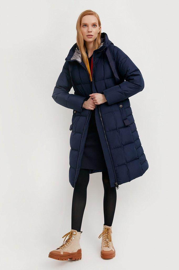Пальто женское, Модель W20-11020, Фото №3