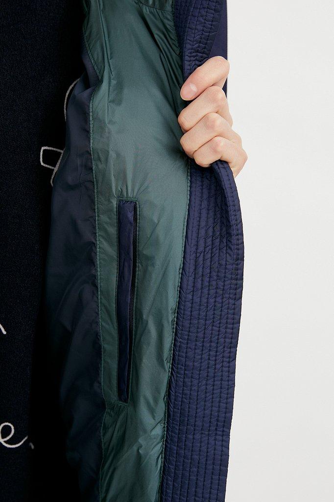 Куртка женская, Модель W20-11033, Фото №3
