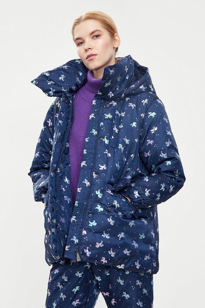 Куртка женская, Модель W20-11042, Фото №2