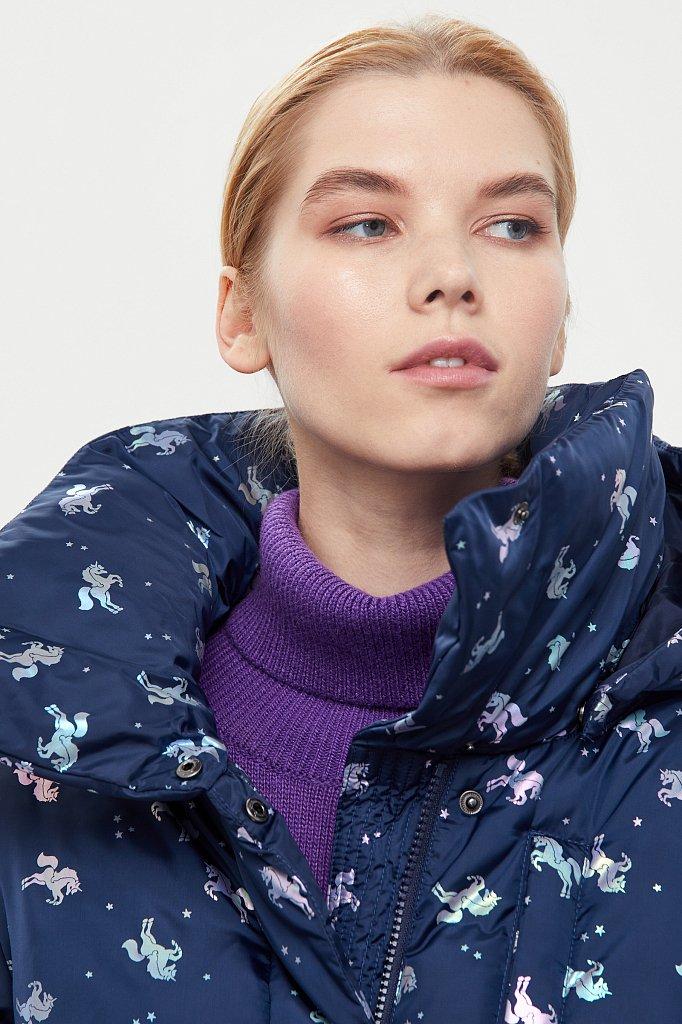 Куртка женская, Модель W20-11042, Фото №7