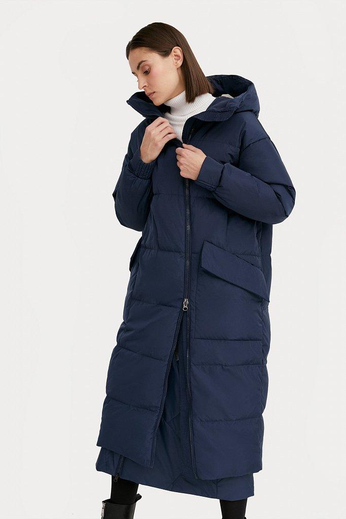 Пальто женское, Модель W20-12004, Фото №1