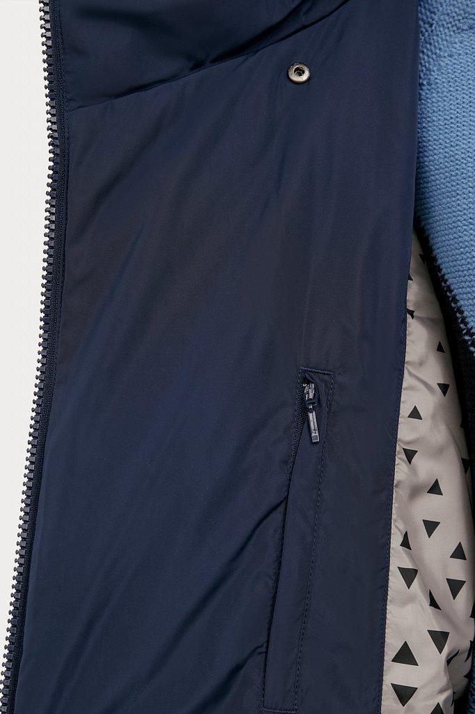 Полупальто женское, Модель W20-12005, Фото №4
