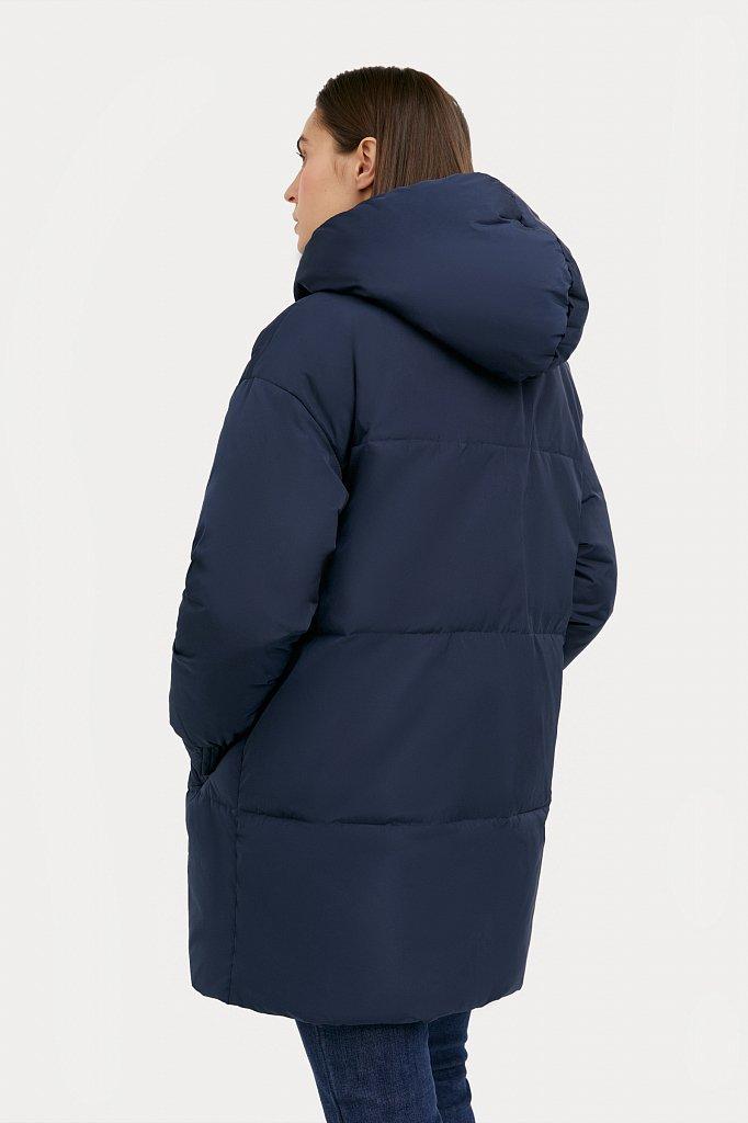 Полупальто женское, Модель W20-12005, Фото №5