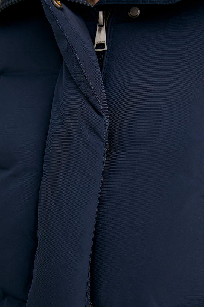 Полупальто женское, Модель W20-12012, Фото №3