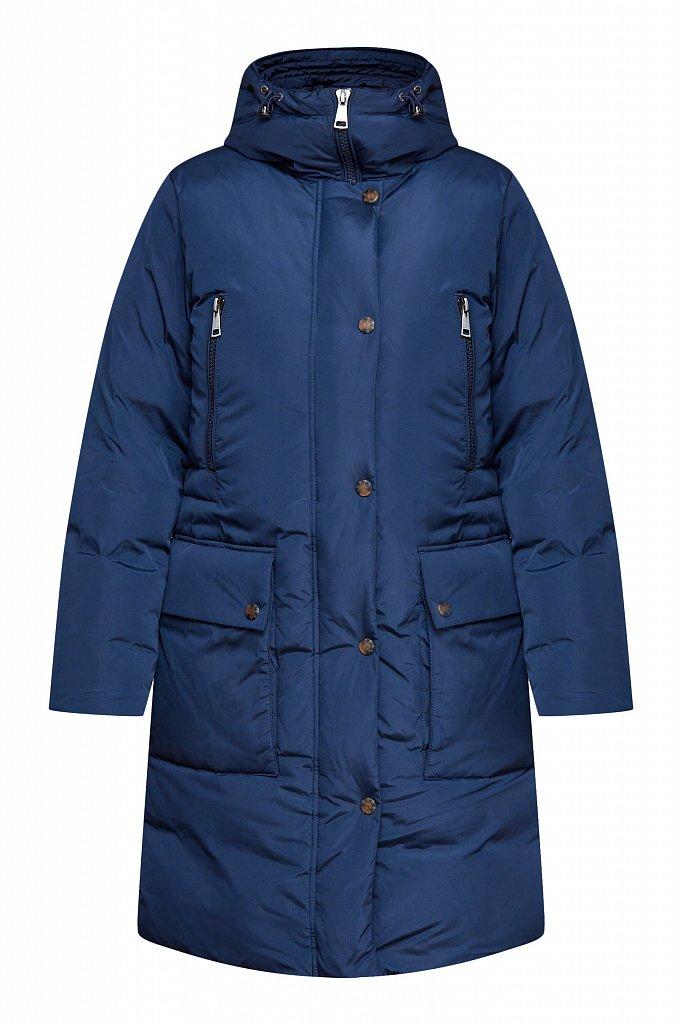 Пальто женское, Модель W20-12013F, Фото №7