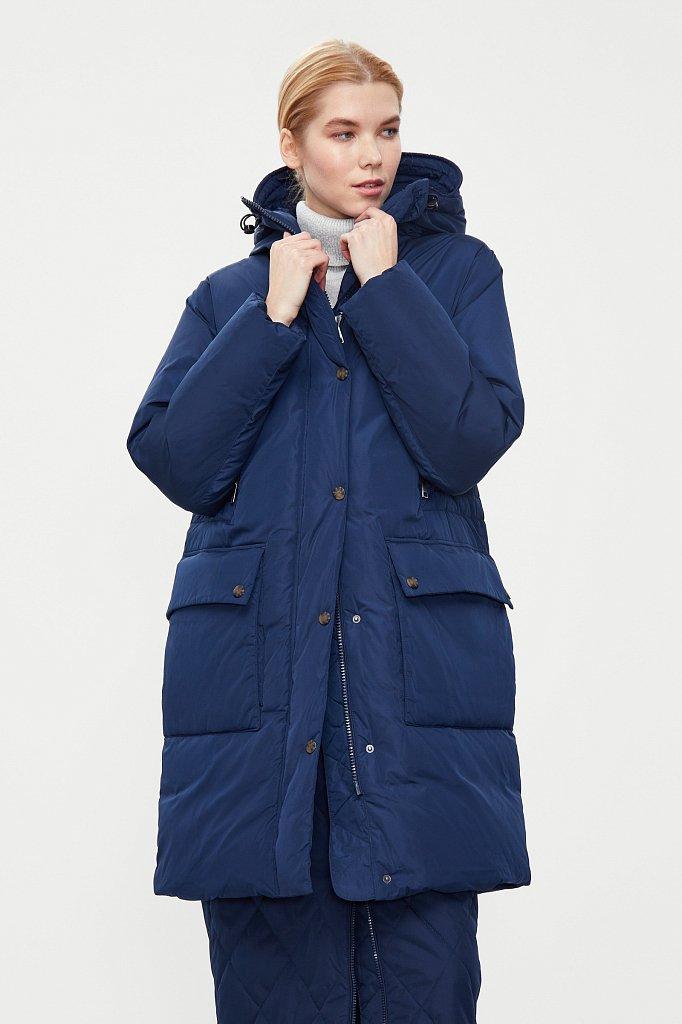 Пальто женское, Модель W20-12013F, Фото №1