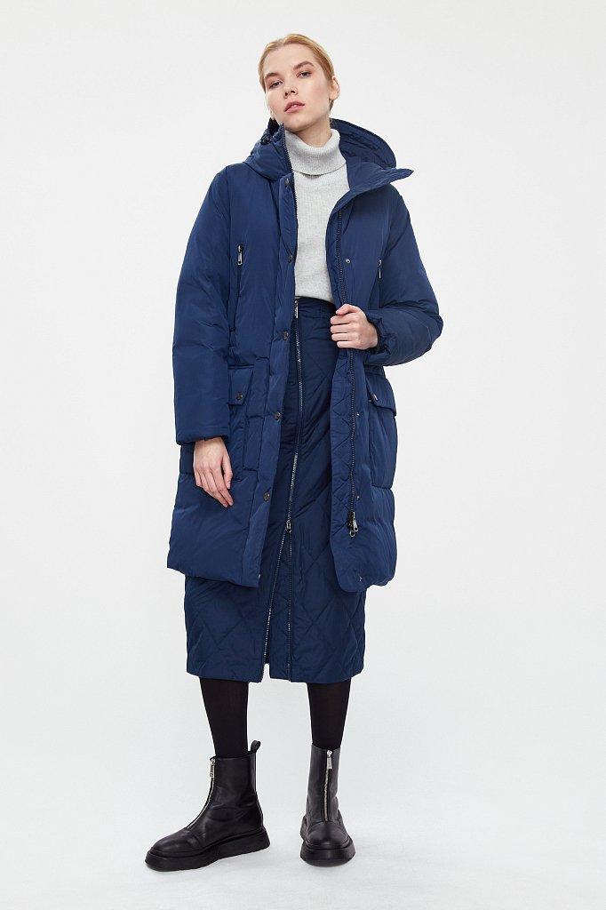 Пальто женское, Модель W20-12013F, Фото №2