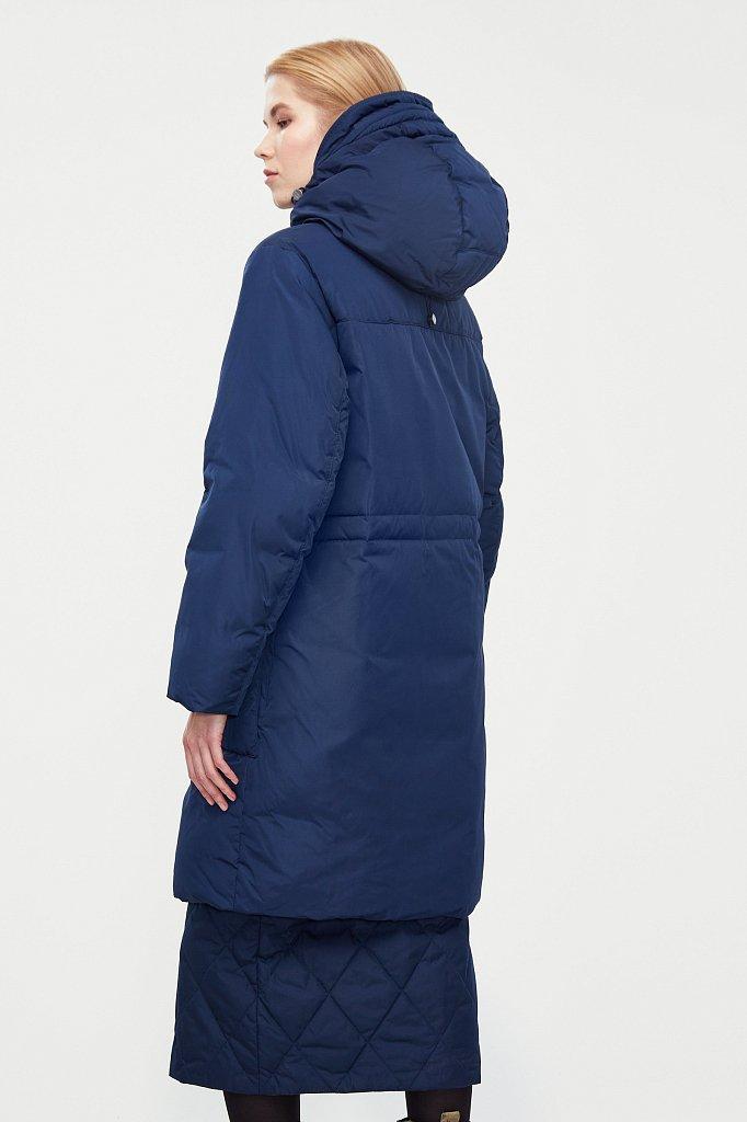 Пальто женское, Модель W20-12013F, Фото №4