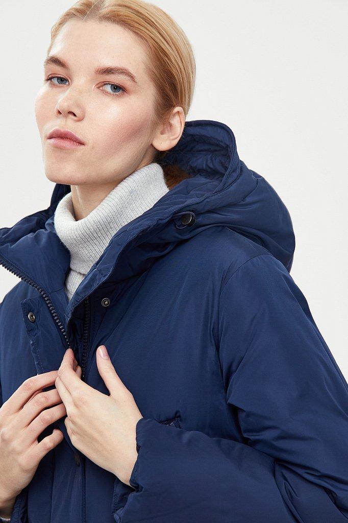Пальто женское, Модель W20-12013F, Фото №5