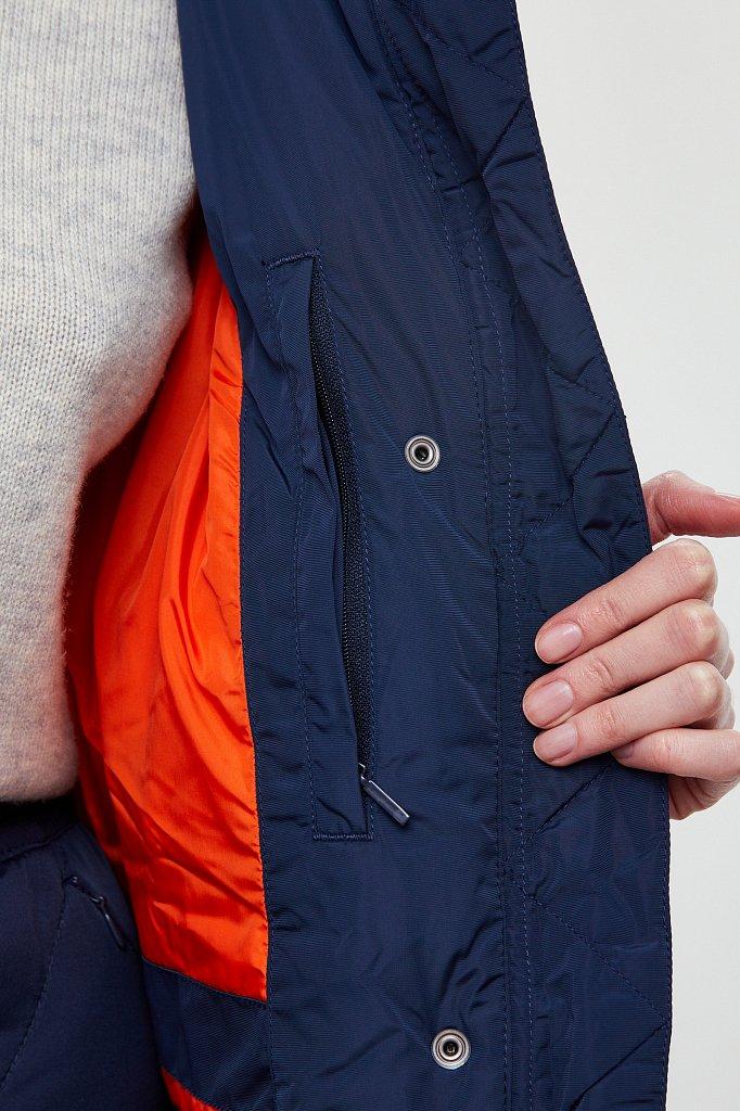 Пальто женское, Модель W20-12013F, Фото №6