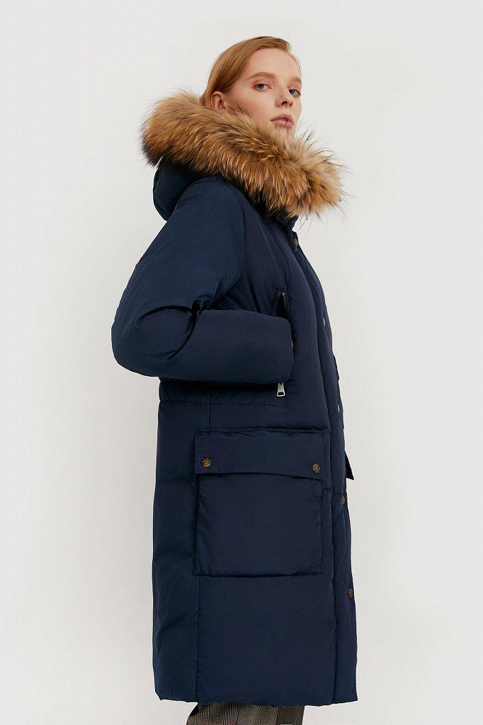 Пальто женское, Модель W20-12013, Фото №1